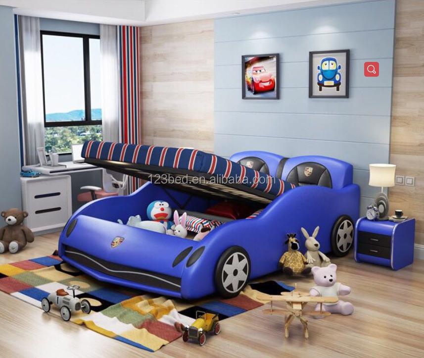 उच्च गुणवत्ता गर्म बिक्री आधुनिक प्यारा लड़की के बच्चों बिस्तर YD910
