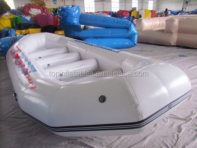 inflatable rafting boat with factory price