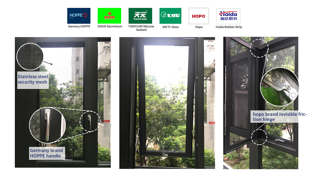 European best tilt and turn windows  price online aluminum casement windows commercial