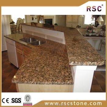 Golden Diamond Wet Bar Granite Countertops On Sale - Buy Golden ...