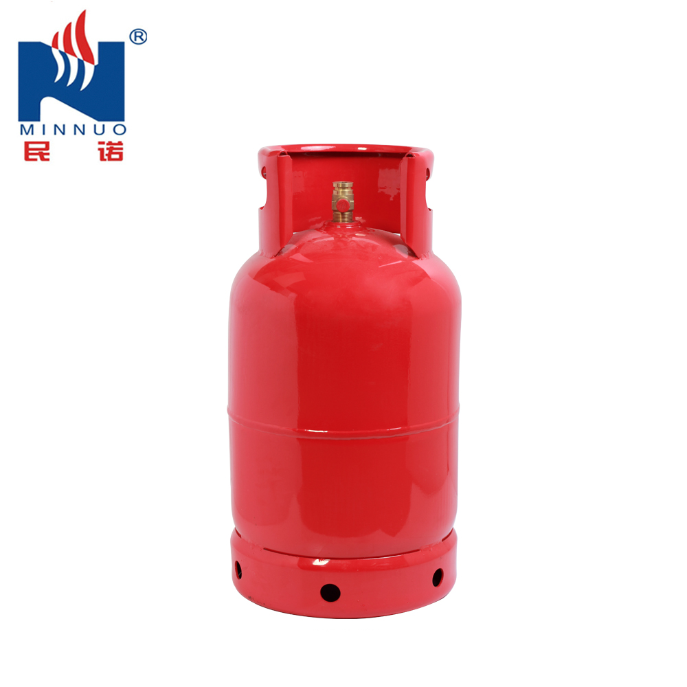 12 5kg Empty Lpg Gas Bottle Co Ng Gas Cylinder