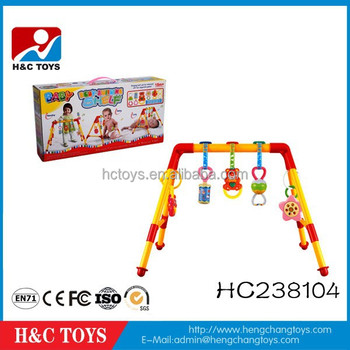 Bo Baby Fitness Frame Infant Baby Music Play Gym Plastic Baby ...