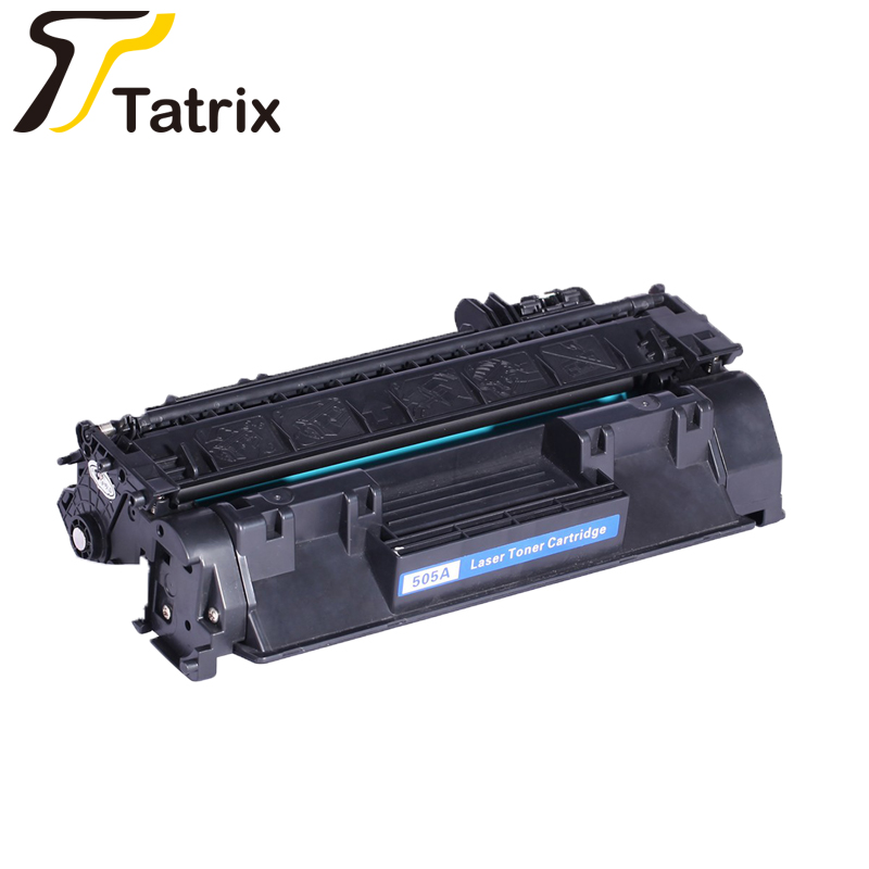 for hp 05A Black LaserJet Toner Cartridge CE505A used in for hp P2030/2035/2035n