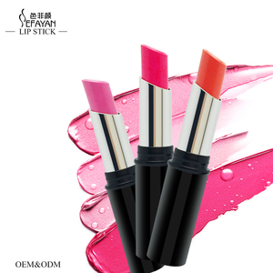 Best Seller New Romantic Beauty Cosmetics Waterproof Lip Gloss OEM Private Label Non Stick Cup Matte Velvet Lipstick Make up