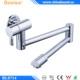 Beelee Bathroom Wall Mounted Faucet Extendable Water Faucet