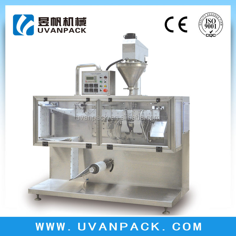 High Viscosity Liquid Flat Bag Filling and Sealing Packing Machine YF-110