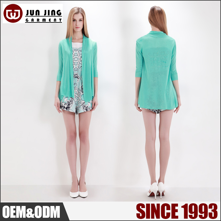 Top selling products solid color 100% Viscose Casual ladies sweaters