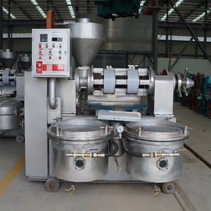 GC90 Coconut Oil Press Machine With Air Pressure Oil Filter