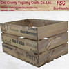 Antic wooden crates,fruit and vegetables wooden crates,wooden storage crates