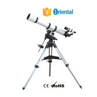 Sky Telescope #FT102900EQIV-A (refractor),Aluminum Telescope Alibaba China Supplier