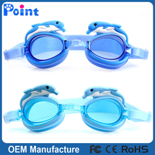 Cheap price swimming goggle to kids to children swim goggle with safety material