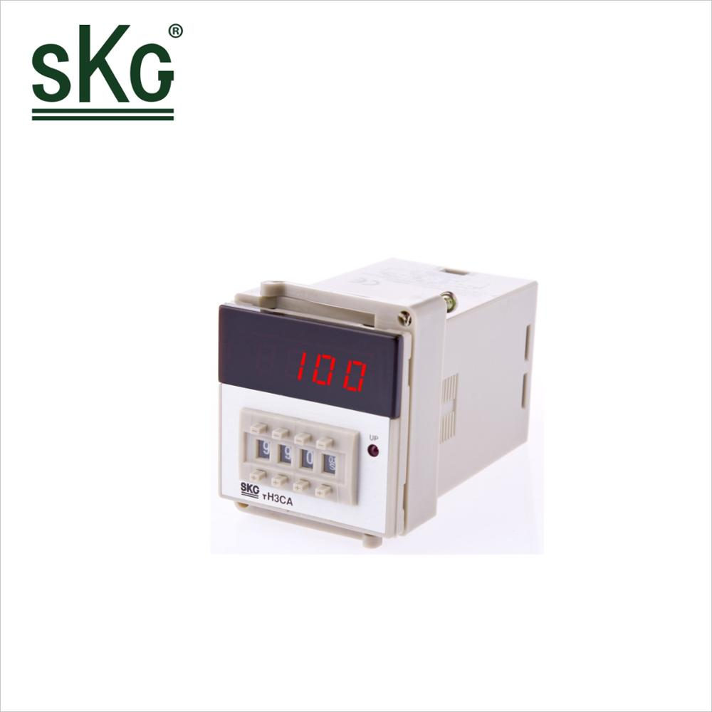 Th3ca High Quality Intelligent Mini Four Digits Industrial Electric ...