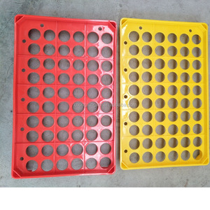 holding 60 eggs plastic chicken egg tray egg transport box