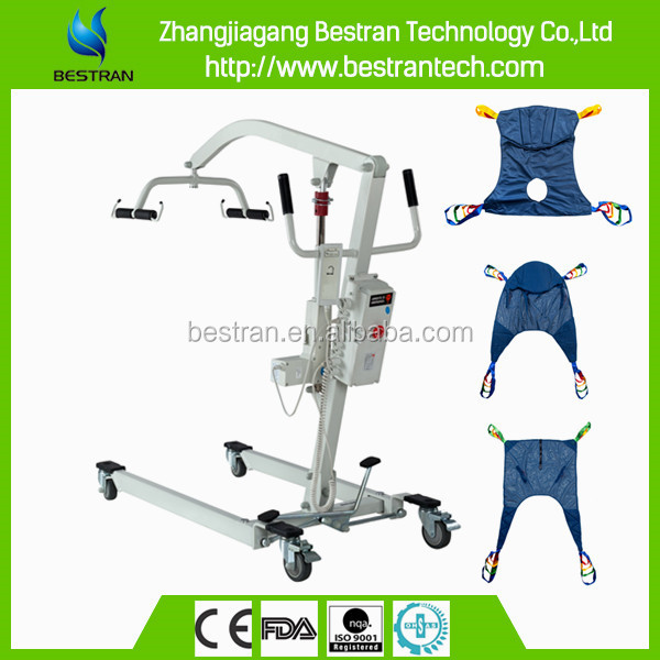 BT-PL001 Best price hospital/home used quick lift car lift with sling