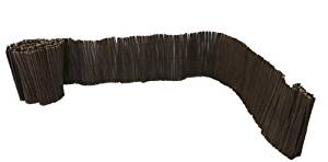 Master Garden Products Rolled Willow Border Fence, 1 By 14 Feet By Master  Garden