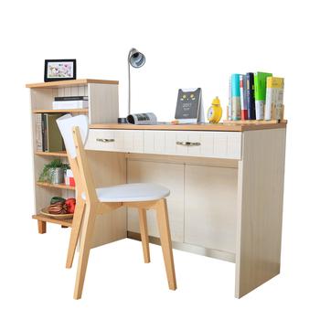 Anese Style Floor Study Table With Bookshelf Product On Alibaba