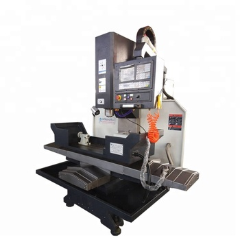 Cnc Mill For Sale >> China Precision 4 Axis Cnc Milling Machine Knee Mill For Sale Buy
