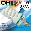 Energy Saver Energy Saving Lamp Half or Full spiral CFL Light bulb