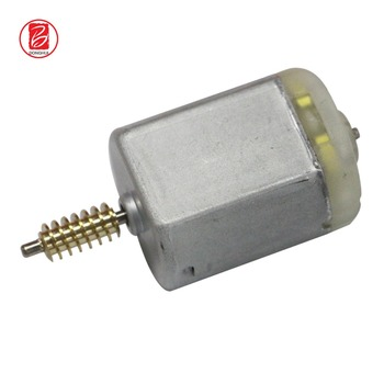 Carbon brush FC-28012v dc car door lock Motor, fc-280pd-16240 13v dc lock motor for car lock