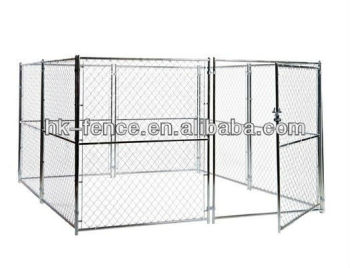 Lowes Lucky Dog 10 Ft X 10 Ft X 6 Ft Outdoor Dog Kennel