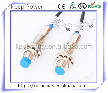 M8 long distance 4mm small proximity sensor LJ8A3-4-Z / BX three(3)-line(wire) NPN PNP NO(normally open) 12V24V