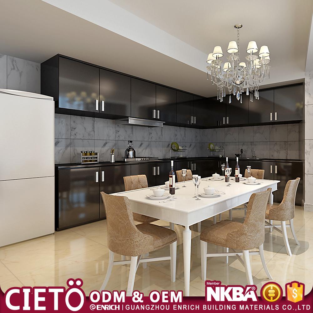 Top Rated Kitchen Cabinet Brands: حار بيع أعلى جودة ورنيش مطبخ مجلس الوزراء المصنعين تصنيفات