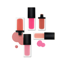 2019 Hot Selling Geen Merk OEM Private Label Make-Up 5 kleur <span class=keywords><strong>Blush</strong></span> Waterdicht Vloeibare <span class=keywords><strong>Blush</strong></span>