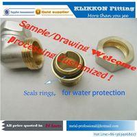 klikkon 304 stainless steel quick connector exhaust water pipe repair clamp