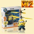 Remote Control RC Helicopter Flying Despicable Me Minion Quadcopter Drone Ar drone Kids Toy VS Fairy