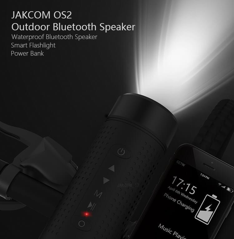 JAKCOM OS2 Outdoor Wireless Speaker New Product of Speakers 2020 as Wireless speaker 3rd generation auto falantes megaboom