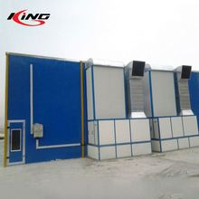 KX-SP3100A Big Air Brush Автобус Paint Powder Spray Booth With Ce