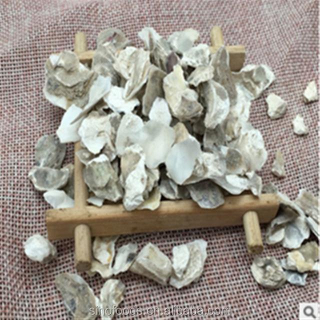 mu li ke dry crude medicine herbs oyster