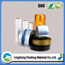the seller&PVC heat shrink film airtight packing shrink wrap film
