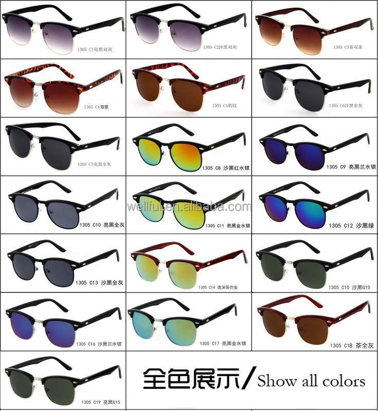 554483d77 atacado moda durou réplica óculos design de seu próprio óculos de sol