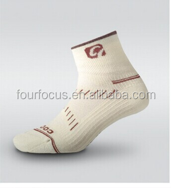cotton cycling sport custom socks