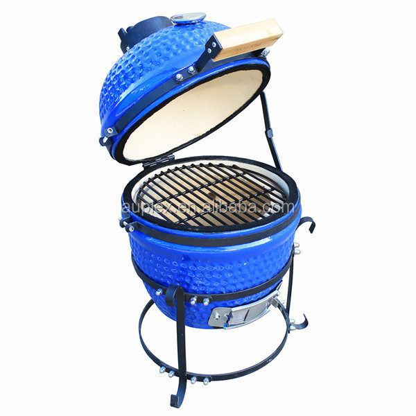 13''table ceramic bbq grill smoker Christmas gift