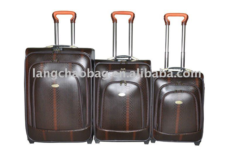 Faux Leather Suitcases, Faux Leather Suitcases Suppliers and ...