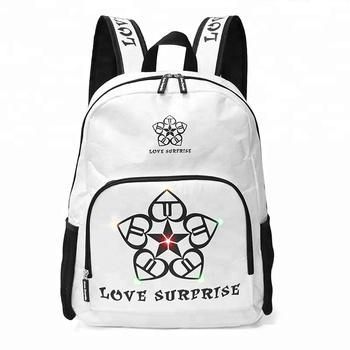 f8853d25ef5f 2018 Fashion Reusable Tyvek Backpack