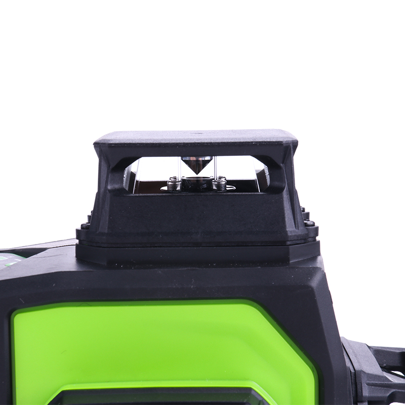 Ronix Good Performance 12 Line 360 Self-Leveling Green Light Wavelength 515nm Laser Level