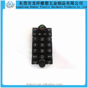 Factory Made Customized Mobile Phone Keypad for Nokia Cell Phone Keypads