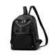 2018 Fashion Big Sizes Girls PU Backpack Women's Leather Traveling Backpack Bag