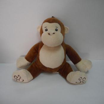 Cute Cartoon Monkey Names Plush Toy