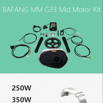 bafang 250w 350w max mid motor e bike kit With Professional Technical Support