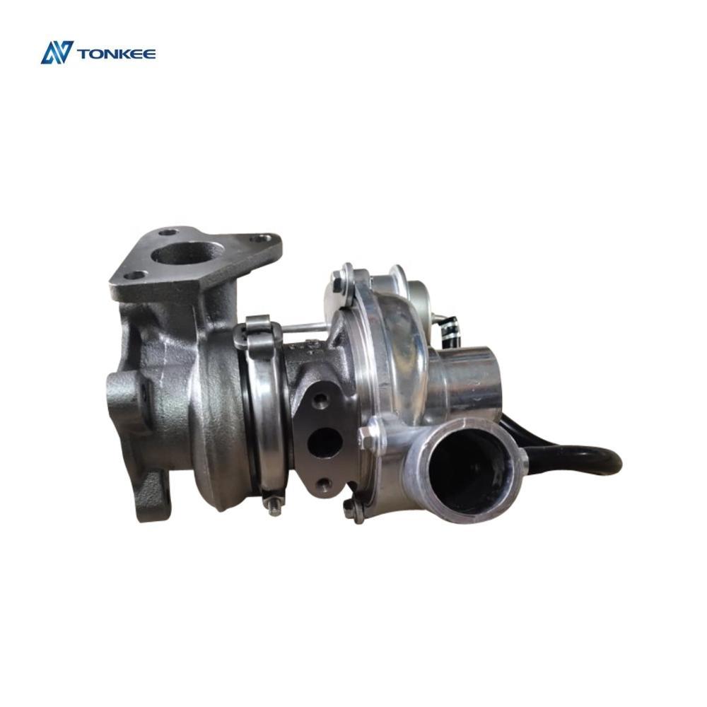 RHF3 8981899362 4LE2 turbocharger 4LE2 turbo