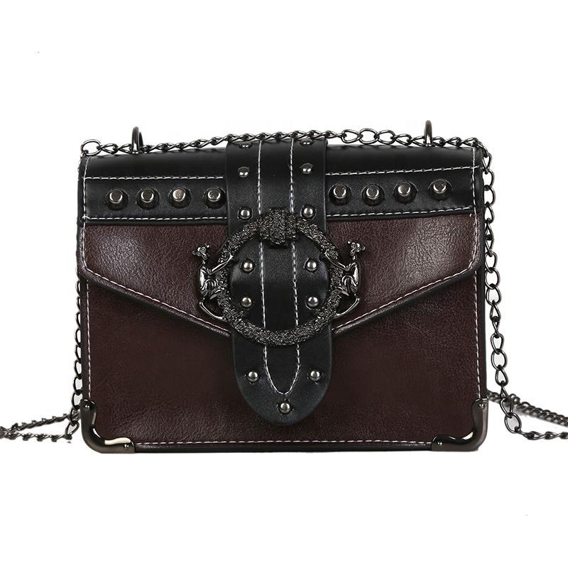 Diseñador de lujo famoso Marruecos bolsos de cuero bolsas profesional de las mujeres