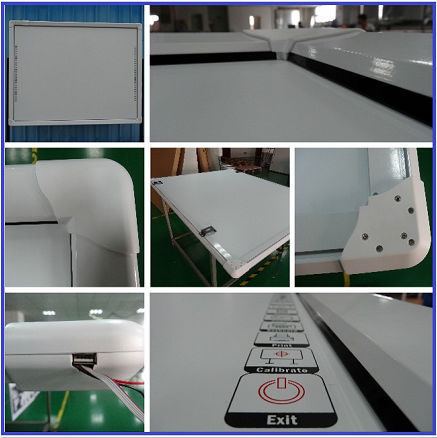China smart whiteboard modern classroom equipments with lowest price in market