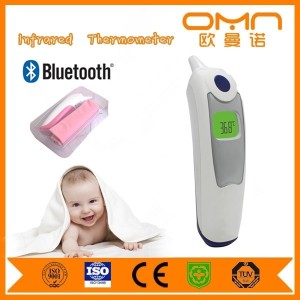 Wholesale Temporal Scanner Infrared Thermometer Digital Body Temperature 24 Hours Set, Cheap Exergen Cheap Price CE Approved