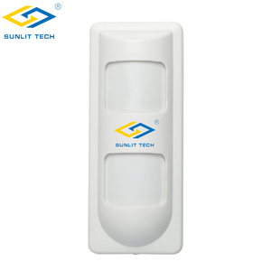 Good Quality Alarm System Triple Infrared+Microwave+CPU Technology PIR Motion Sensor