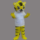Tiger Mascot Mascot Factory Tiger Mascot Costume Cosplay Fancy Party Dress For Adult