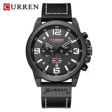 Спортивные часы CURREN 8314, мужские часы топового бренда, роскошные кварцевые мужские часы с секундомером, датой, армейские наручные часы, водон...(Китай)